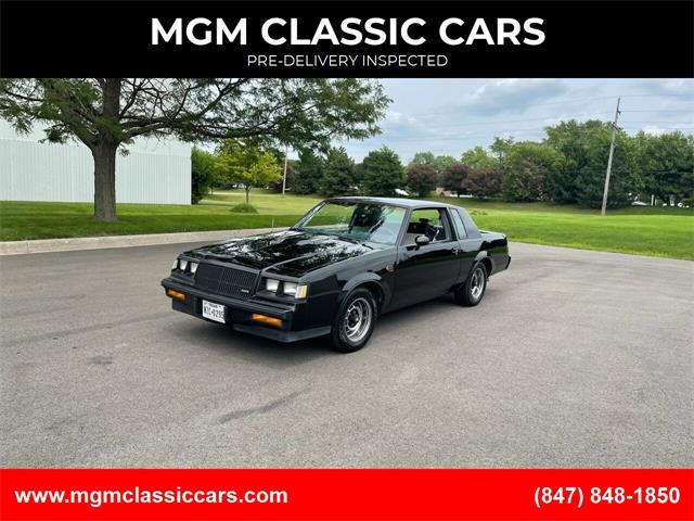 1987 Buick Regal (CC-1490014) for sale in Addison, Illinois