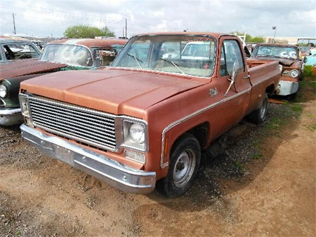 1978 GMC Sierra (CC-1491400) for sale in Phoenix, Arizona
