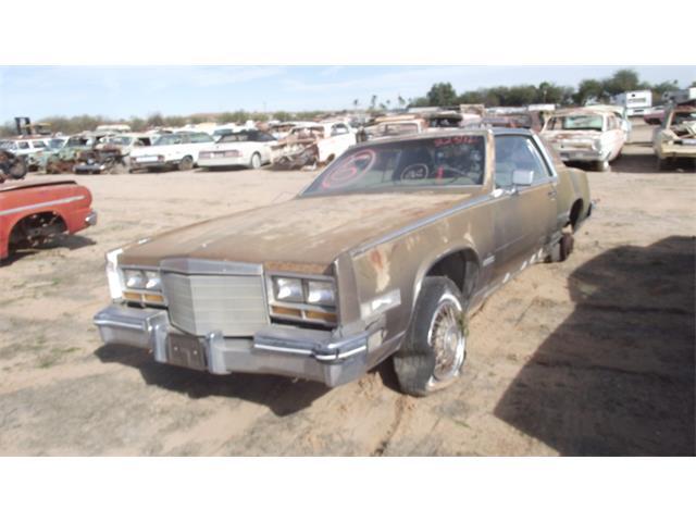 1982 Cadillac Eldorado (CC-1491405) for sale in Phoenix, Arizona