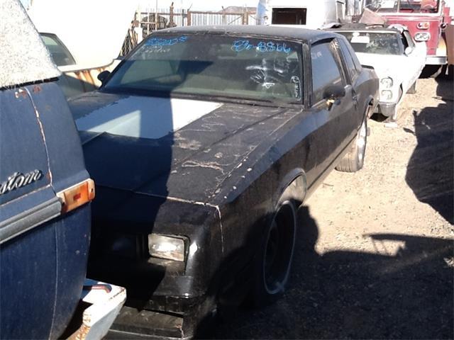 1983 Chevrolet Monte Carlo (CC-1491407) for sale in Phoenix, Arizona