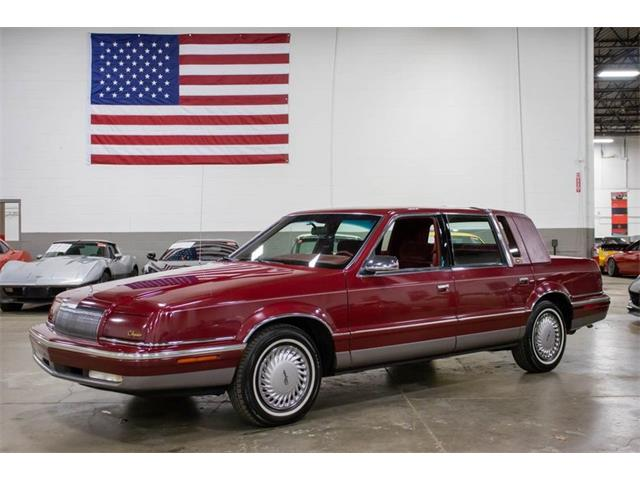 1992 Chrysler New Yorker (CC-1491425) for sale in Kentwood, Michigan