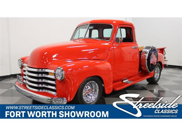1953 Chevrolet 3100 (CC-1491429) for sale in Ft Worth, Texas