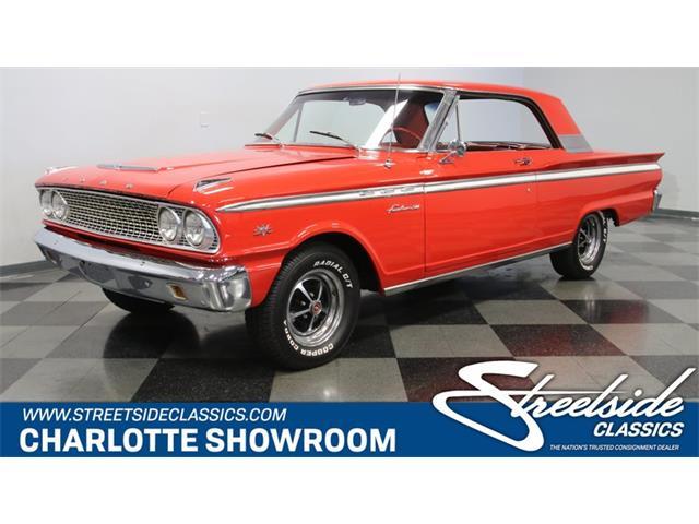 1963 Ford Fairlane (CC-1491434) for sale in Concord, North Carolina
