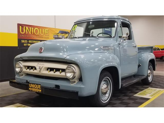 1953 Ford F100 (CC-1491450) for sale in Mankato, Minnesota