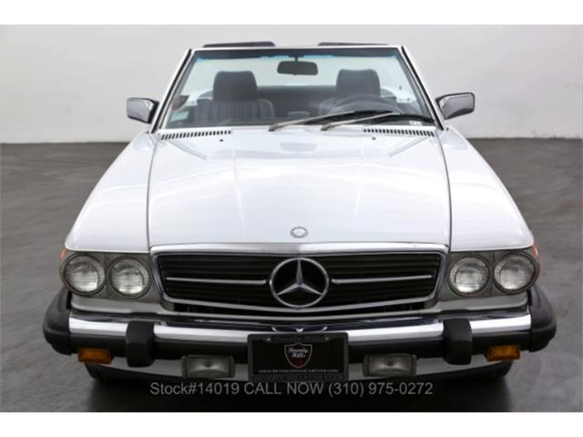 1988 Mercedes-Benz 560SL (CC-1491457) for sale in Beverly Hills, California