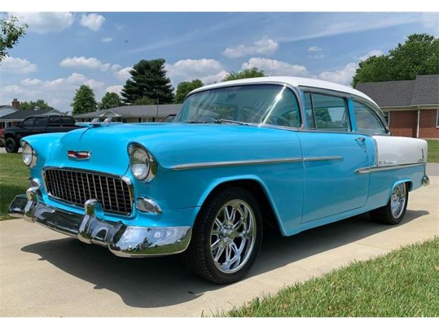 1955 Chevrolet Bel Air (CC-1491466) for sale in Cadillac, Michigan