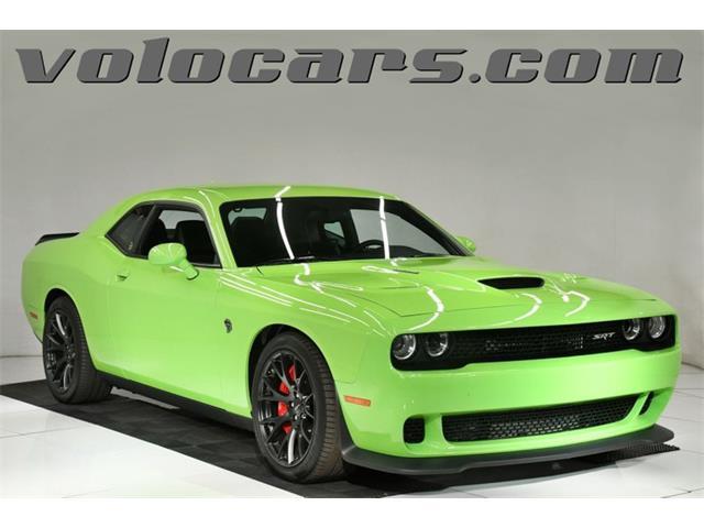 2015 Dodge Challenger (CC-1491471) for sale in Volo, Illinois
