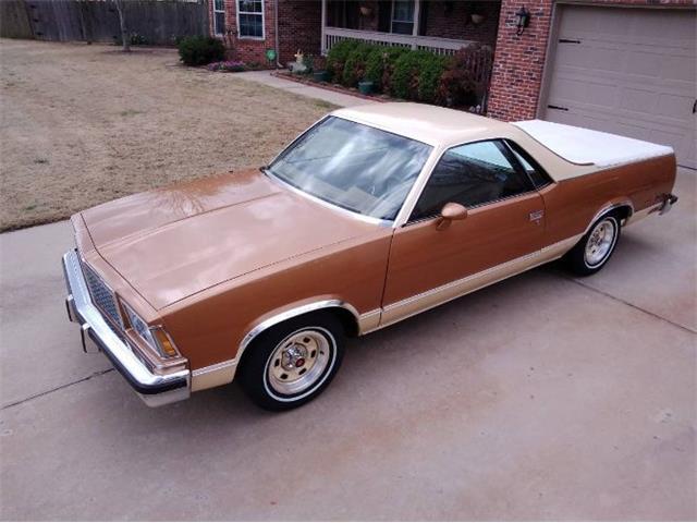 1978 Chevrolet El Camino (CC-1491474) for sale in Cadillac, Michigan