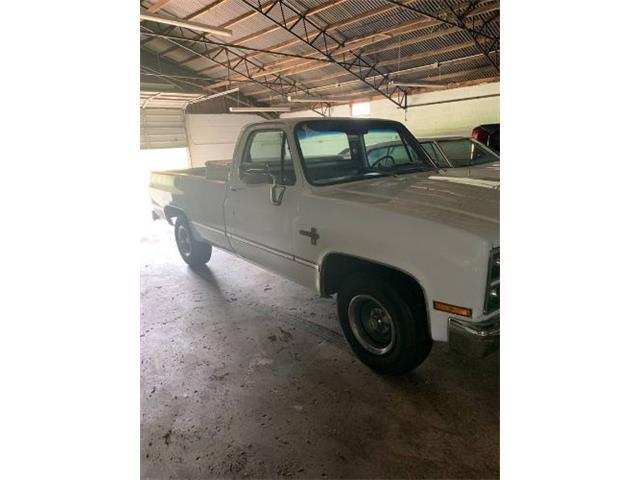 1983 Chevrolet Silverado (CC-1491489) for sale in Cadillac, Michigan