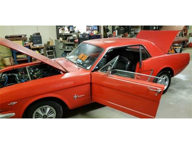 1965 Ford Mustang (CC-1491501) for sale in Cadillac, Michigan