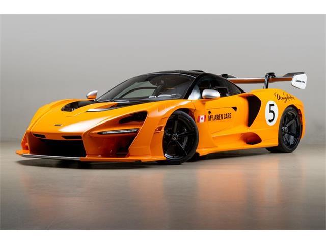 2019 McLaren Senna (CC-1491506) for sale in Scotts Valley, California
