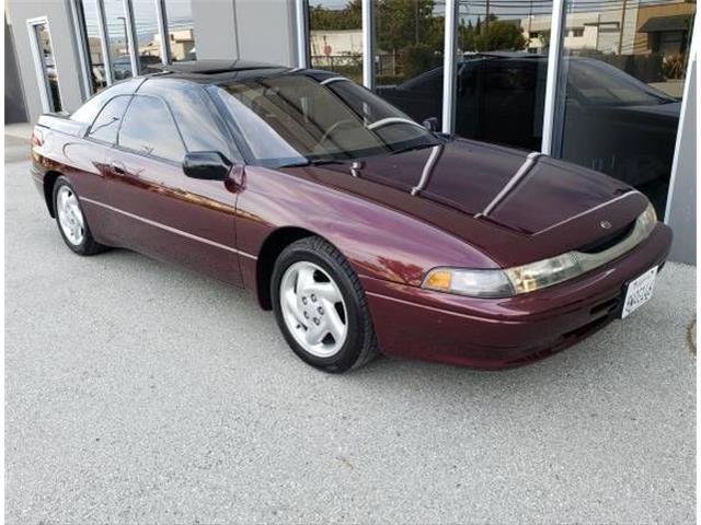 1993 Subaru SVX (CC-1491509) for sale in Cadillac, Michigan