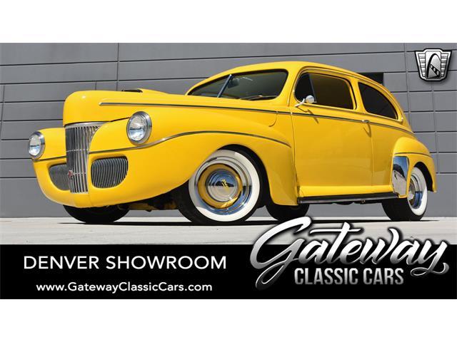 1941 Ford Tudor (CC-1490152) for sale in O'Fallon, Illinois