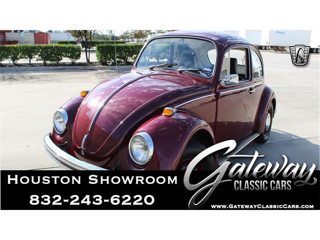 1968 Volkswagen Beetle (CC-1491520) for sale in O'Fallon, Illinois