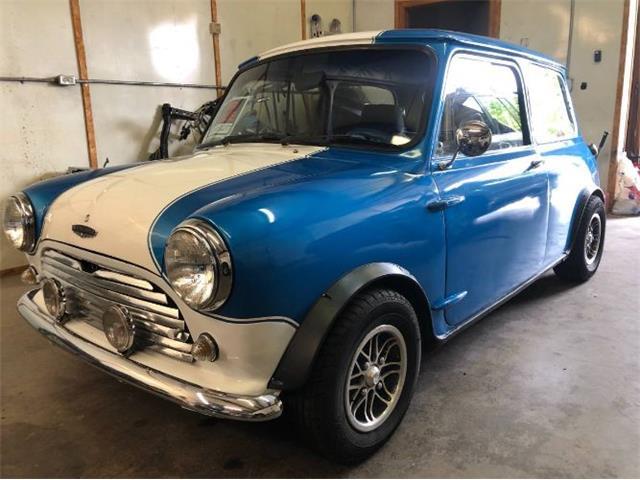 1964 Austin Mini Cooper (CC-1491535) for sale in Cadillac, Michigan