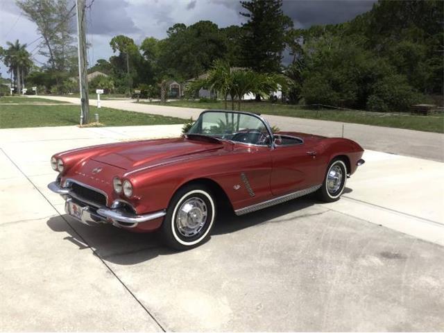 1962 Chevrolet Corvette (CC-1491542) for sale in Cadillac, Michigan