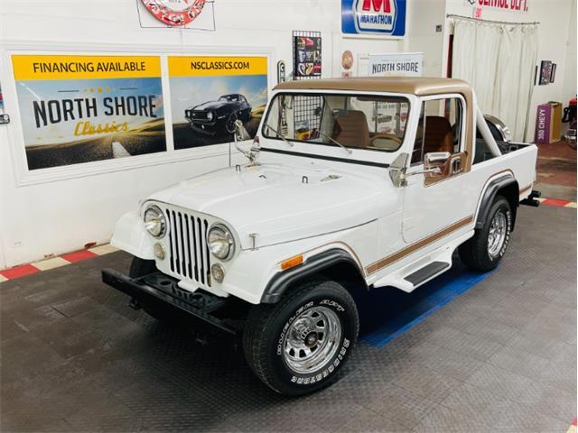 1981 Jeep CJ8 Scrambler (CC-1491553) for sale in Mundelein, Illinois