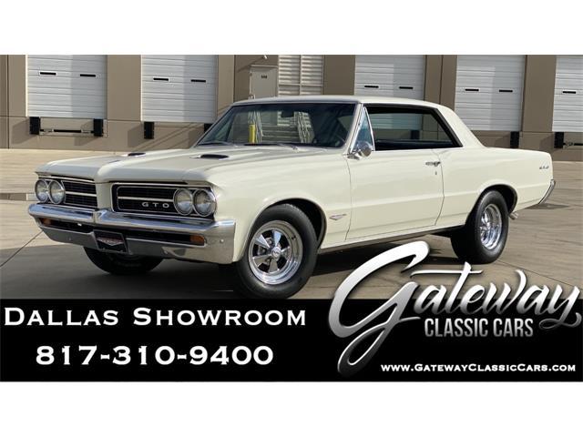 1964 Pontiac GTO (CC-1490156) for sale in O'Fallon, Illinois