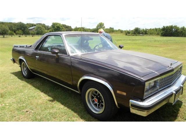 1985 GMC Caballero (CC-1491565) for sale in Cadillac, Michigan