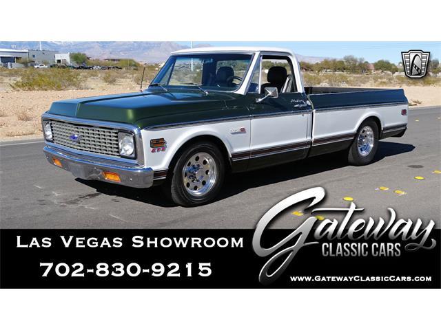1972 Chevrolet Cheyenne (CC-1491567) for sale in O'Fallon, Illinois