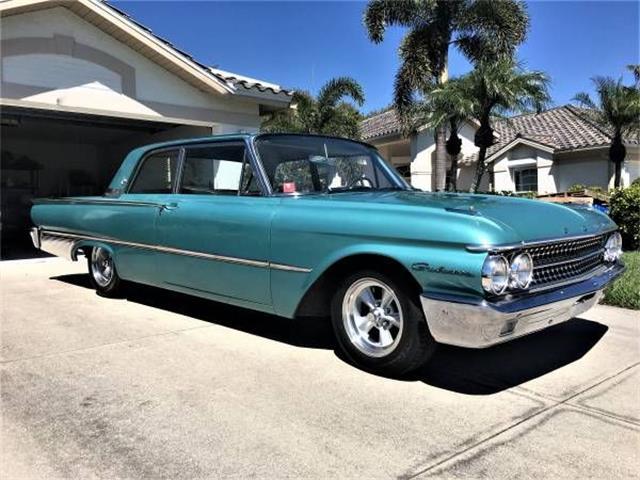 1961 Ford Galaxie (CC-1491578) for sale in Cadillac, Michigan