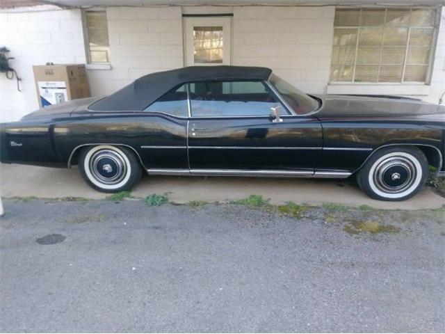 1976 Cadillac Eldorado (CC-1491582) for sale in Cadillac, Michigan