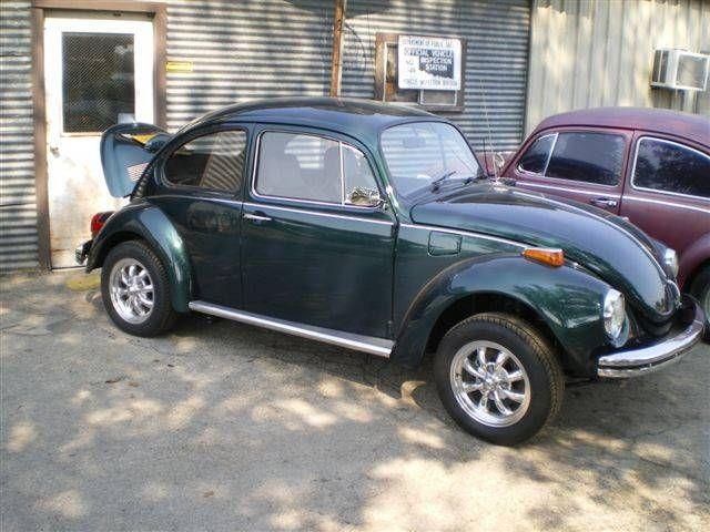 1972 Volkswagen Super Beetle (CC-1491583) for sale in Cadillac, Michigan