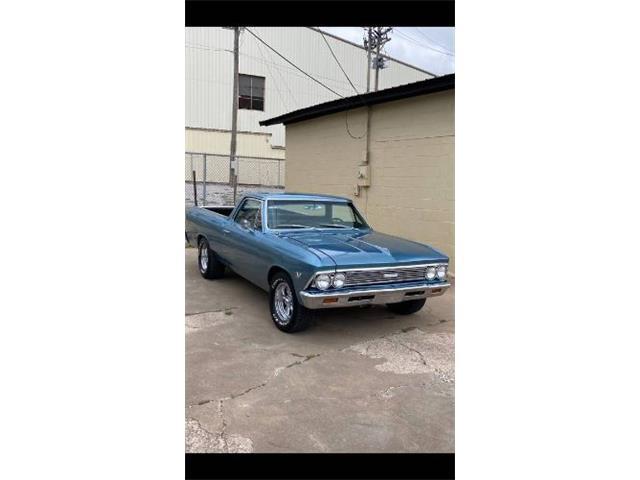 1966 Chevrolet El Camino (CC-1491591) for sale in Cadillac, Michigan