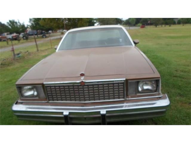 1978 Chevrolet El Camino (CC-1491592) for sale in Cadillac, Michigan