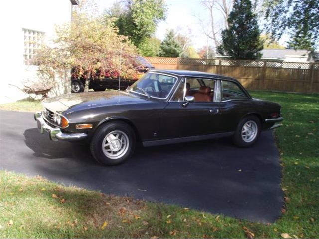 1973 Triumph Stag (CC-1491608) for sale in Cadillac, Michigan