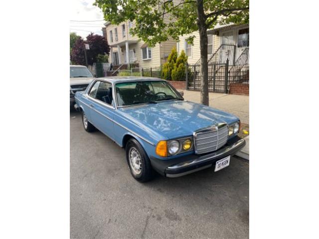 1982 Mercedes-Benz 300C (CC-1491613) for sale in Cadillac, Michigan