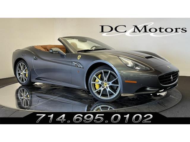 2010 Ferrari California (CC-1491625) for sale in Anaheim, California