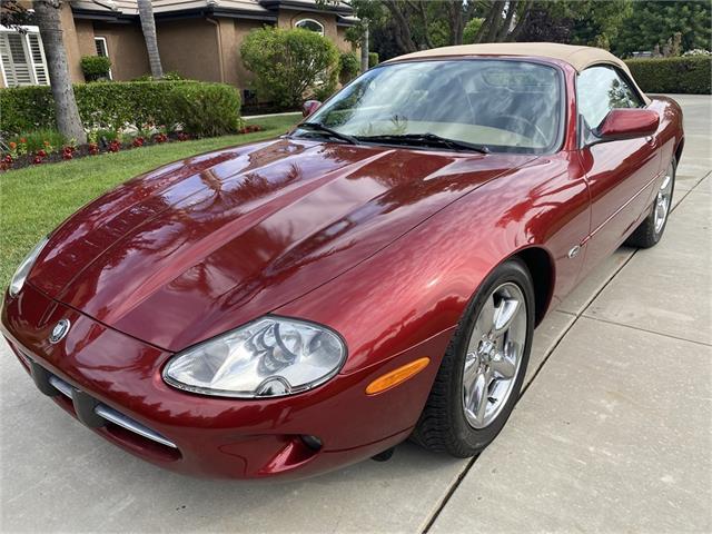 1997 Jaguar XK8 (CC-1491636) for sale in Fresno, California