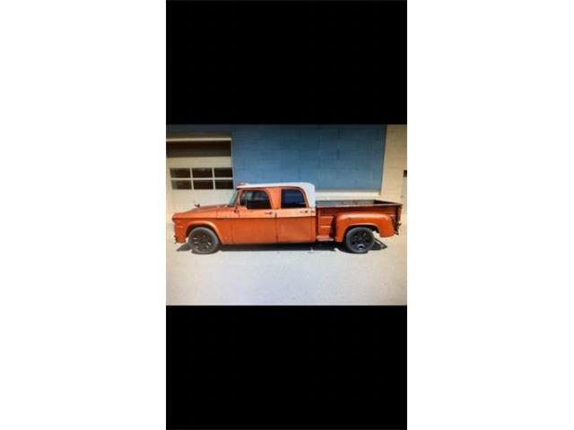 1970 Dodge D200 (CC-1491642) for sale in Cadillac, Michigan