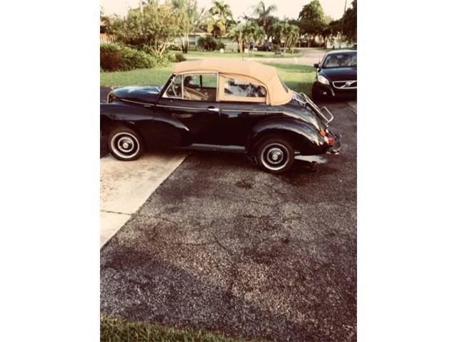1957 Morris Minor (CC-1491644) for sale in Cadillac, Michigan