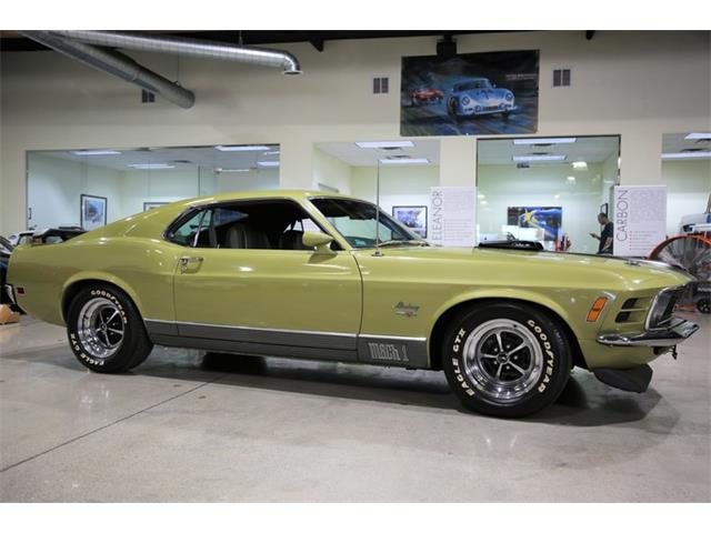 1970 Ford Mustang (CC-1490166) for sale in Chatsworth, California