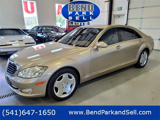 2007 Mercedes-Benz S-Class (CC-1491716) for sale in Bend, Oregon