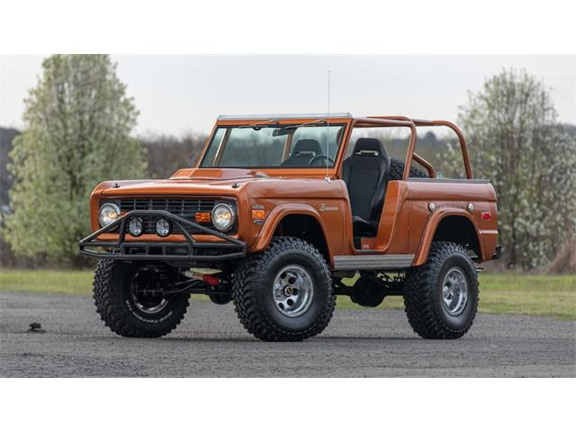 1971 Ford Bronco (CC-1491744) for sale in Stillwater, Oklahoma