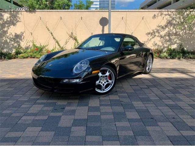 2008 Porsche 911 (CC-1490175) for sale in Cadillac, Michigan