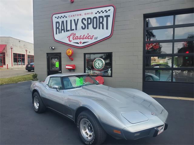 1978 Chevrolet Corvette (CC-1491753) for sale in Canton, Ohio