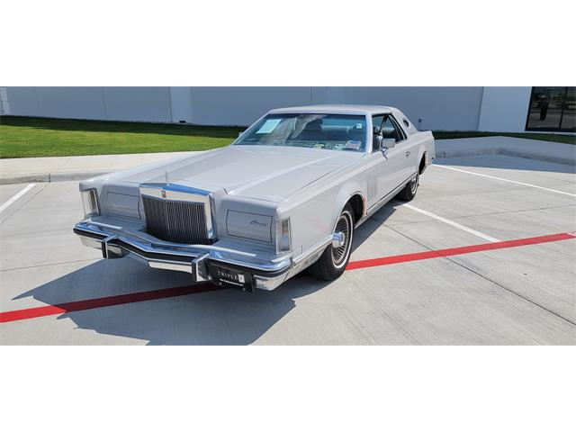 1977 Lincoln Mark V (CC-1491759) for sale in Fort Worth, Texas