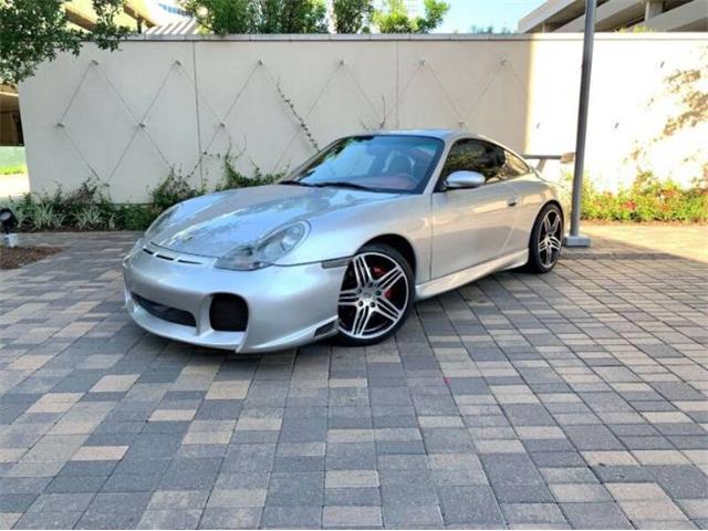 2001 Porsche 911 (CC-1490179) for sale in Cadillac, Michigan