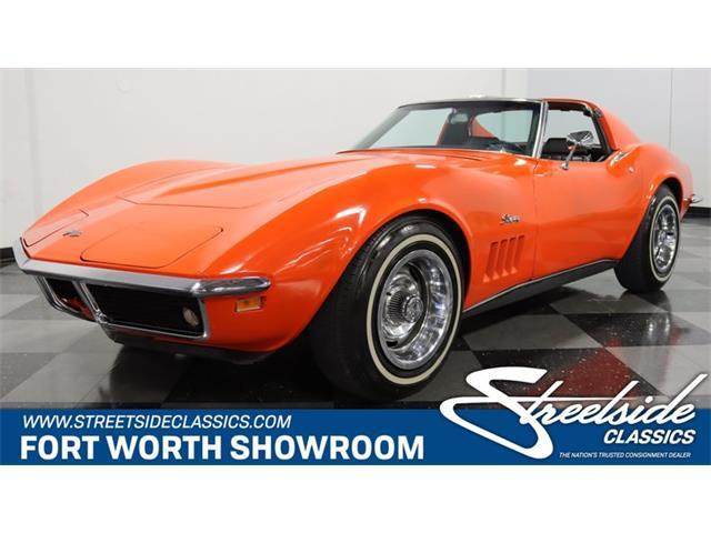 1969 Chevrolet Corvette (CC-1491798) for sale in Ft Worth, Texas