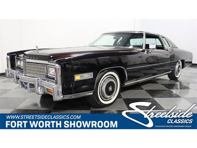 1978 Cadillac Eldorado (CC-1491806) for sale in Ft Worth, Texas