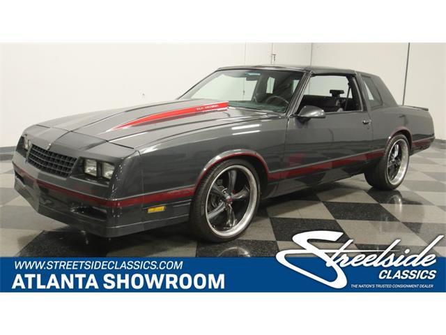 1987 Chevrolet Monte Carlo (CC-1491817) for sale in Lithia Springs, Georgia