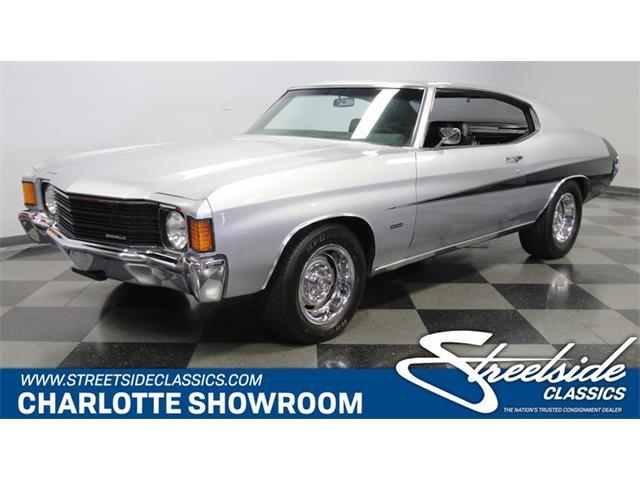1972 Chevrolet Malibu (CC-1491824) for sale in Concord, North Carolina