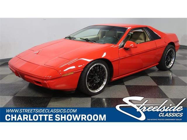 1984 Pontiac Fiero (CC-1491829) for sale in Concord, North Carolina