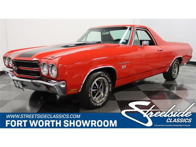 1970 Chevrolet El Camino (CC-1491844) for sale in Ft Worth, Texas
