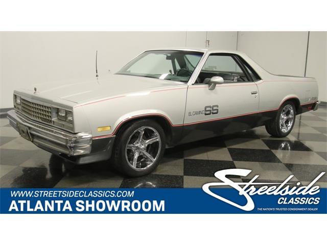 1985 Chevrolet El Camino (CC-1491850) for sale in Lithia Springs, Georgia