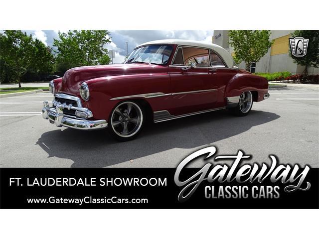 1952 Chevrolet Styleline (CC-1491854) for sale in O'Fallon, Illinois